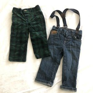 6-9 month boy pant and jean